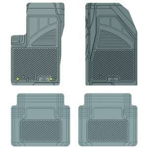 Grey Precision All Weather Kustom Fit Car Mat for Jeep Grand Cherokee