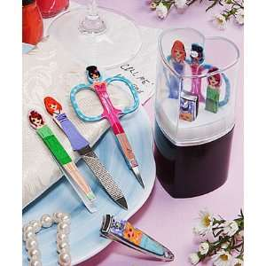 Chic Heart Shaped Boxed Manicure Sets Beauty