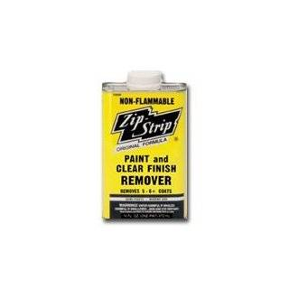 Paint And Finish Remover, ZIP STRIP PAINT REMOVER