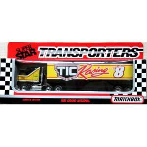 National Matchbox Truck  TIC Racing 8  Scale 187 Toys & Games