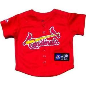 Louis Cardinals MLB Red Replica Jersey