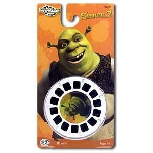 Shrek 2 3 D View Master reels pack of 3  Toys & Games