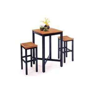 Home Styles Bar Table Set