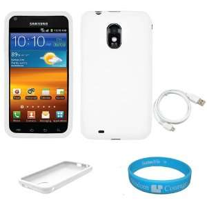 Smartphone by Sprint + White Micro USB Data Cable + SumacLife TM