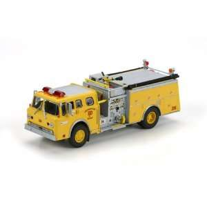 1/50 Die Cast Ford C Fire Truck, FPD #206 ATH90883 Toys & Games