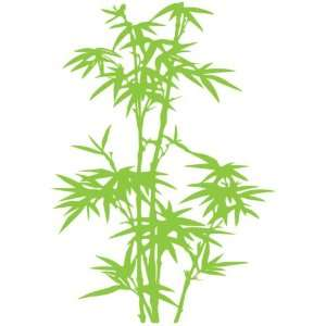 Vinyl Wall Art Decal Sticker Bamboo Tree 42x60 Big #101