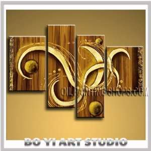 com Large Decorative Abstract Wall Art Painting Oil On Canvas Modern