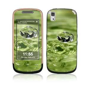 Water Drop Decorative Skin Cover Decal Sticker for Samsung