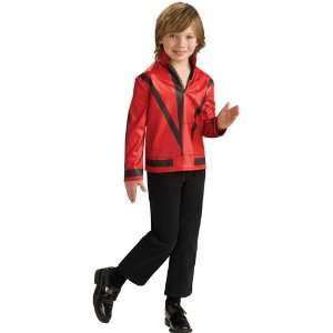 Thriller Red Jacket Small 4 6 Michael Jackson Collection Toys & Games
