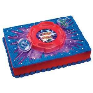 Anime Beyblade Cake Topper Decoration Set Toys & Games