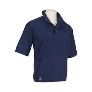 Cleveland Mens Golf Polo Shirt AirStream Navy M Sports