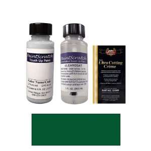 Green Metallic Paint Bottle Kit for 1979 Jaguar All Models (BLVC281