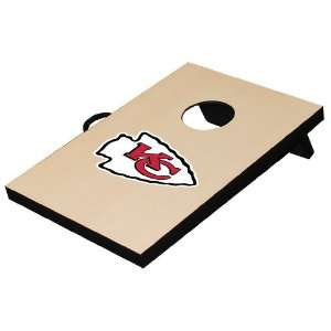 Kansas City Chiefs Mini Cornhole Boards
