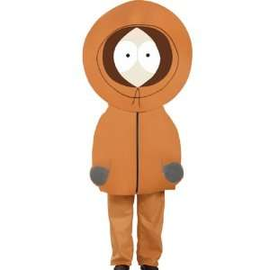 Lets Party By Rubies Costumes South Park Kenny Adult Costume / Brown