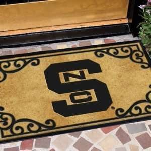 North Carolina State Wolfpack NCAA Door Mat