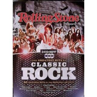 Rolling Stone PresentsThe Greatest Hits of Classic Rock by Thin