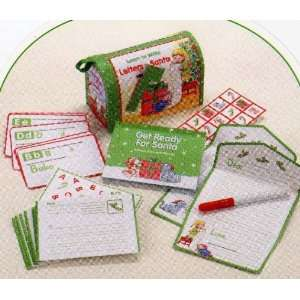 Learn to Write Letters to Santa Activity Set  Toys & Games