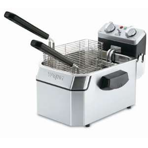 Waring WDF1550 Countertop Deep Fryer