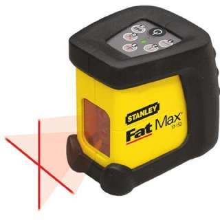 Stanley CL2 FatMax Self Leveling Cross Line Laser Level 77 153 Tools