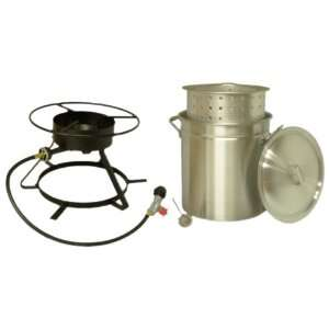 King Kooker 5012 Portable Propane Outdoor Boiling and